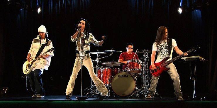 Токио Отель Tokio Hotel - Каменный лес Stone Forest
