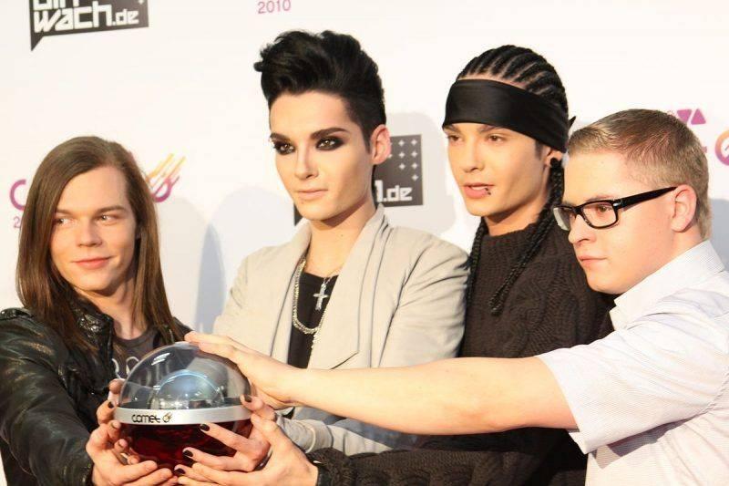 Токио Хотел Tokio Hotel - Каменный лес Stone Forest