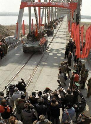 Вывод войск из Афгана 1988 - Каменный лес Stone Forest