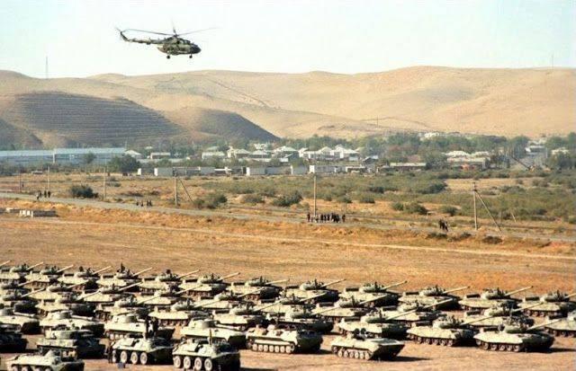 Вывод войск из Афганистана 1988 - Каменный лес Stone Forest