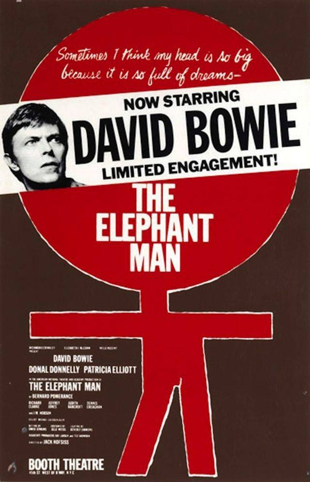 Мюзикл Человек слон с Дэвидом Боуи - Каменный лес Stone Forest