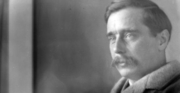 Писатель Герберт Уэллс Человек невидимка - Каменный лес Stone Forest