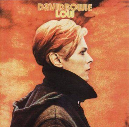 Альбом David Bowie Low 1977 - Каменный лес Stone Forest