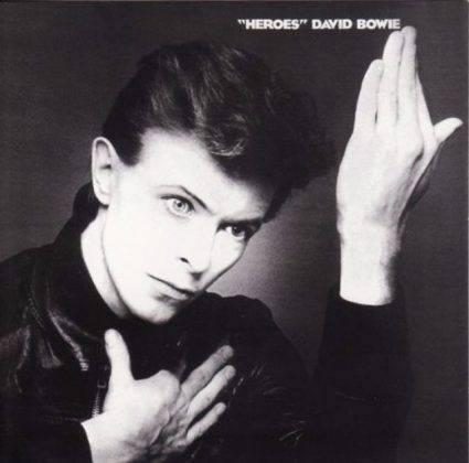 Альбом David Bowie Heroes 1977 - Каменный лес Stone Forest