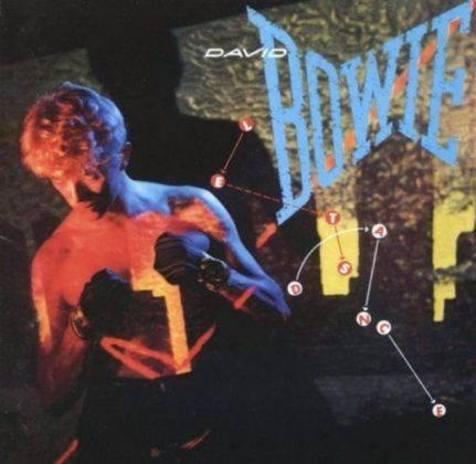 Альбом David Bowie Let's Dance 1983 - Каменный лес Stone Forest