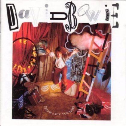 Альбом David Bowie Never Let Me Down 1987 - Каменный лес Stone Forest