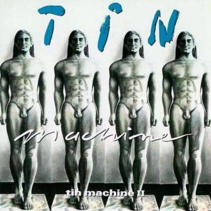 Альбом David Bowie Tin Machine II 1991 - Каменный лес Stone Forest
