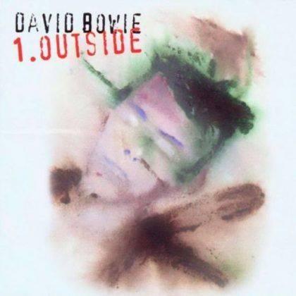 Альбом David Bowie Outside 1995 - Каменный лес Stone Forest