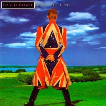 Альбом David Bowie Earthling 1997 - Каменный лес Stone Forest