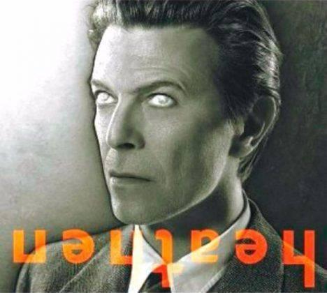 Альбом David Bowie Heathen 2002 - Каменный лес Stone Forest