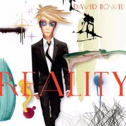 Альбом David Bowie Reality 2003 - Каменный лес Stone Forest