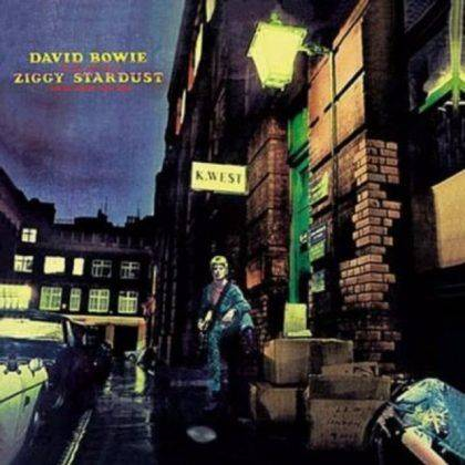 Альбом David Bowie The Rise And Fall Of Ziggy Stardust and The Spiders From Mars 1972 - Каменный лес Stone Forest