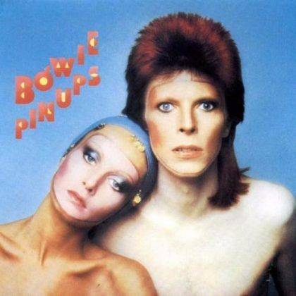 Альбом David Bowie Pin-Ups 1973 - Каменный лес Stone Forest