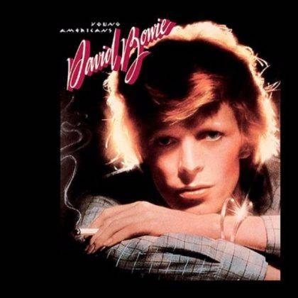 Альбом David Bowie Young Americans 1975 - Каменный лес Stone Forest