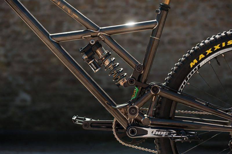 Велосипед для фрирайда - Каменный лес Stone Forest