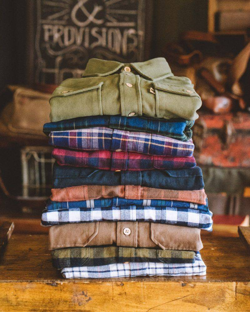 Выбрать рубашку - Каменный лес Stone Forest