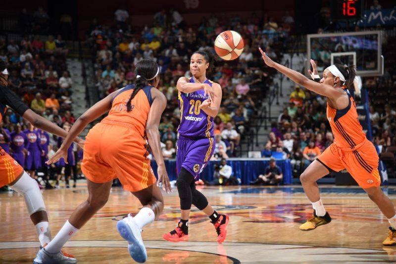 WNBA баскетбол - Каменный лес Stone Forest