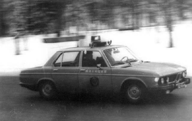 BMW E3 СССР - Каменный лес Stone Forest