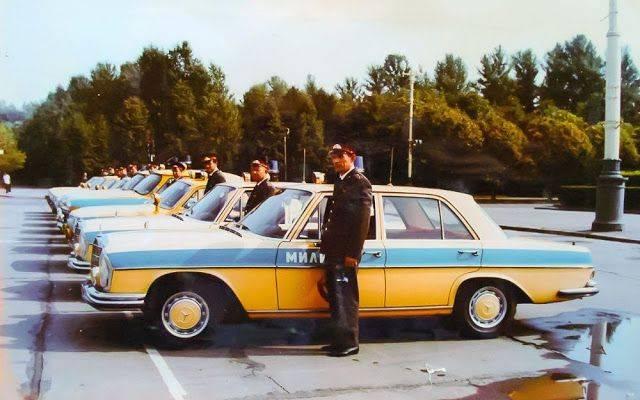 Mercedes-Benz СССР - Каменный лес Stone Forest