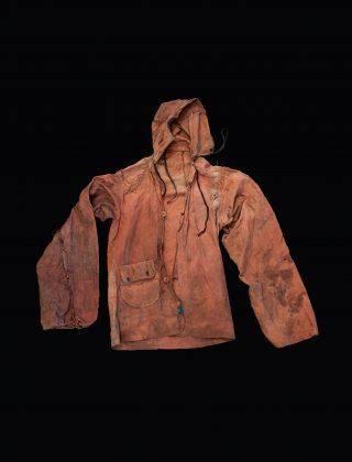 Одежда Теодора Качински - Каменный лес Stone Forest