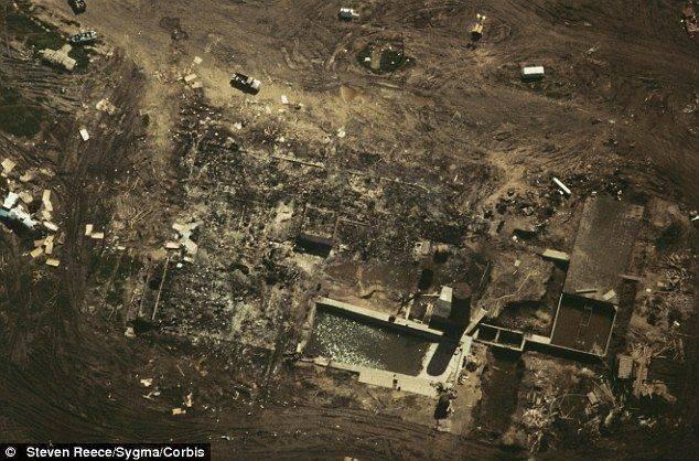 Разрушение Ветвь Давидова - Каменный лес Stone Forest
