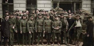 Гражданская война в Ирландии - Каменный лес Stone Forest