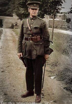 Генерал Майкл Коллинз Гражданская война в Ирландии 1922-1923 - Каменный лес Stone Forest