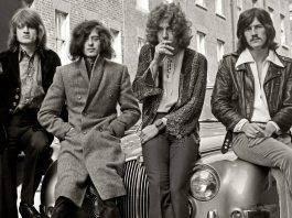 Группа Led Zeppelin - Каменный лес Stone Forest