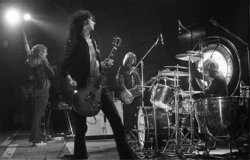 Концерт Led Zeppelin - Каменный лес Stone Forest