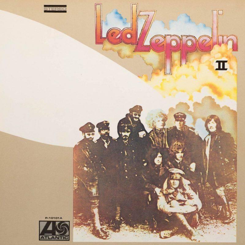 Альбом Led Zeppelin - Каменный лес Stone Forest