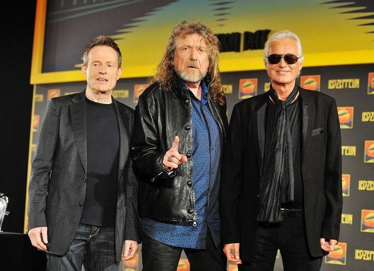Led Zeppelin 2018 - Каменный лес Stone Forest