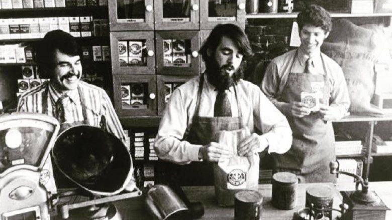 Основатели Starbucks Джерри Болдуин, Гордон Боукер, Зев Сигл - Каменный лес Stone Forest