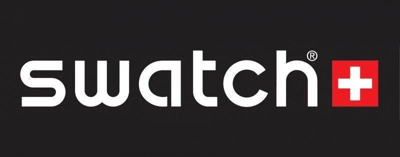 Логотип Swatch - Каменный лес Stone Forest