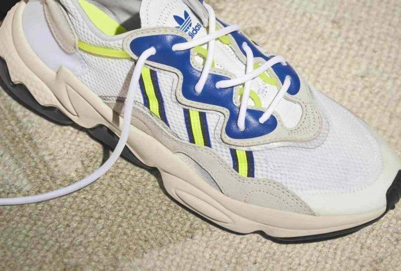 Кроссовки adidas Ozweego 2019 - Каменный лес Stone Forest