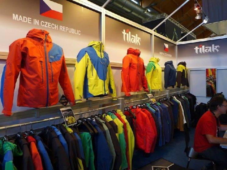 Куртки Tilak - Каменный лес Stone Forest