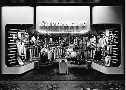 Silverman's Menswear - Каменный лес Stone Forest