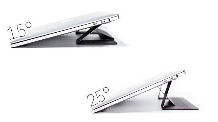 Подставка для ноутбуков Moft - Каменный лес Stone Forest