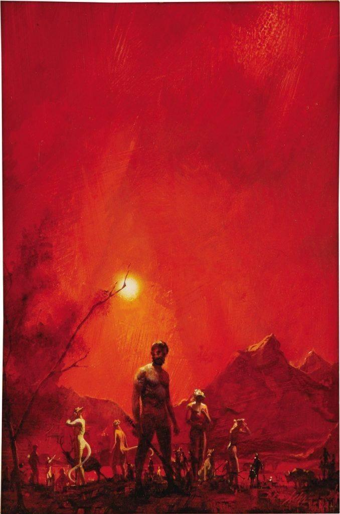 Роман Остров доктора Моро - Каменный лес Stone Forest