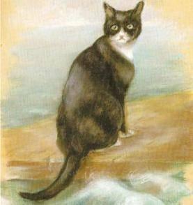 Корабельный кот Сэм - Каменный лес Stone Forest