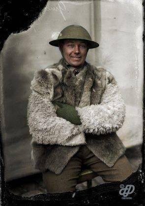 Битва при Сомме Первая мировая война - Каменный лес Stone Forest