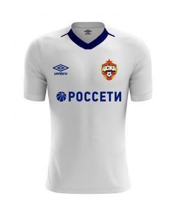 Гостевая форма ЦСКА Москва 2019 2020 - Каменный лес Stone Forest