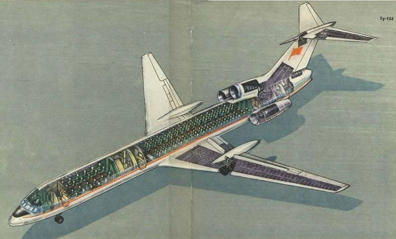 Авиакатастрофа Ту-154Б-2 Учкудук - Каменный лес Stone Forest