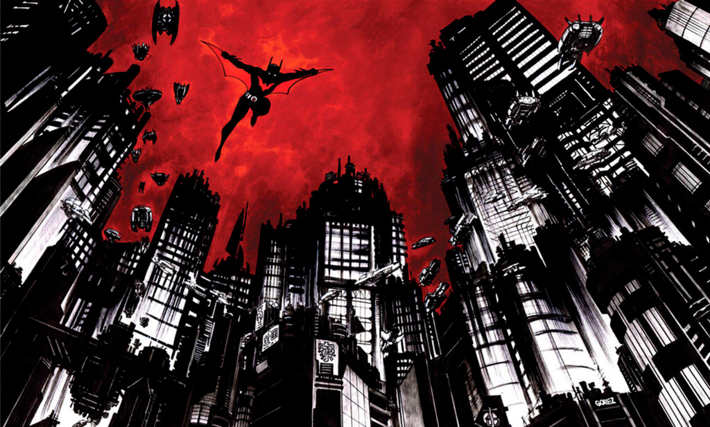 Gotham Batman Beyond - Stone Forest