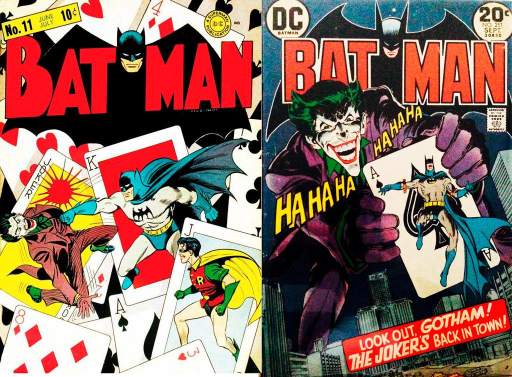 Первый комикс с участием Джокера из DC Comics - Stone Forest