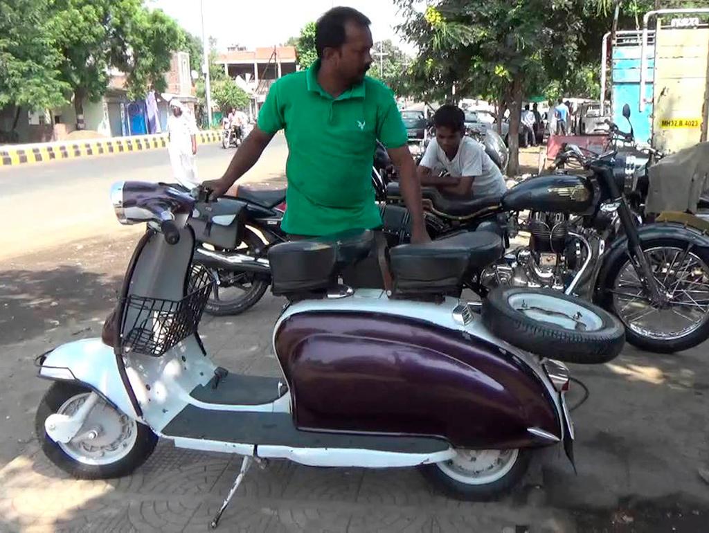 Lambretta India