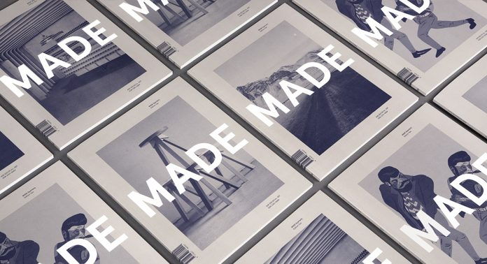 MADE Magazine - Каменный лес Stone Forest