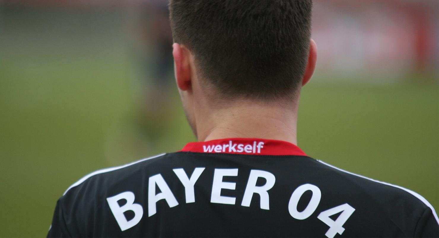 Байер леверкузен футбольный клуб