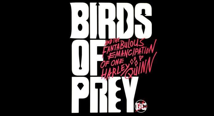 официально лого фильма Хищные птицы