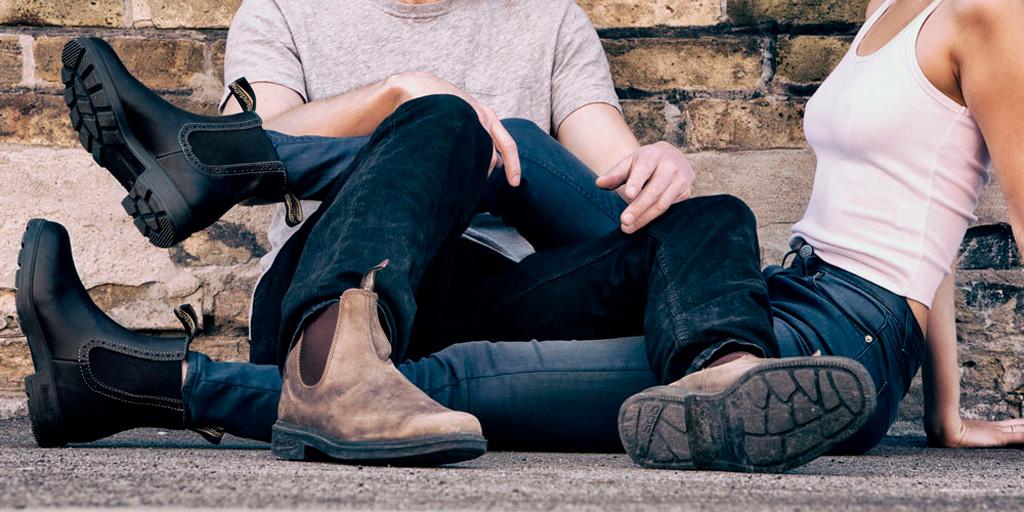 история ботинок Blundstone