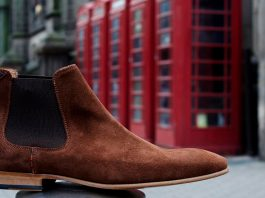 история создания ботинок челси